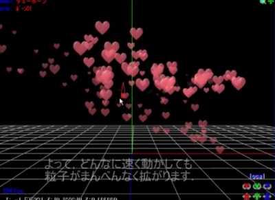 【ニコニコ動画】【MMD】粒子エフェクトいろいろ【MME】